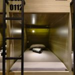 Capsule hotel Male Pod